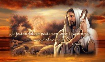 Ogłoszenia - IV Niedziela Wielkanocna 3 maja 2020 r.