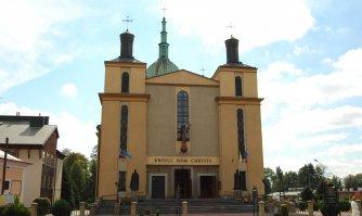 Ogłoszenia - Rocznica poświęcenia naszego kościoła 15 listopada 2020 r.