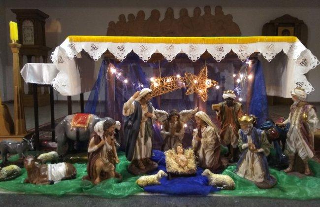 Ubieranie choinek i dekorowanie pierników 2019